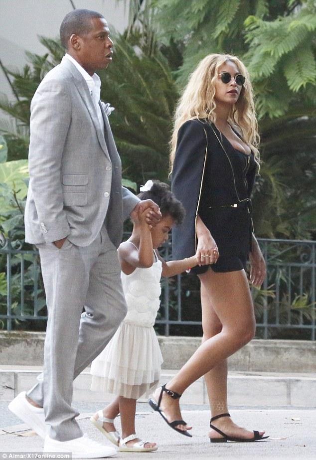 Beyonce-JayZ-Blue
