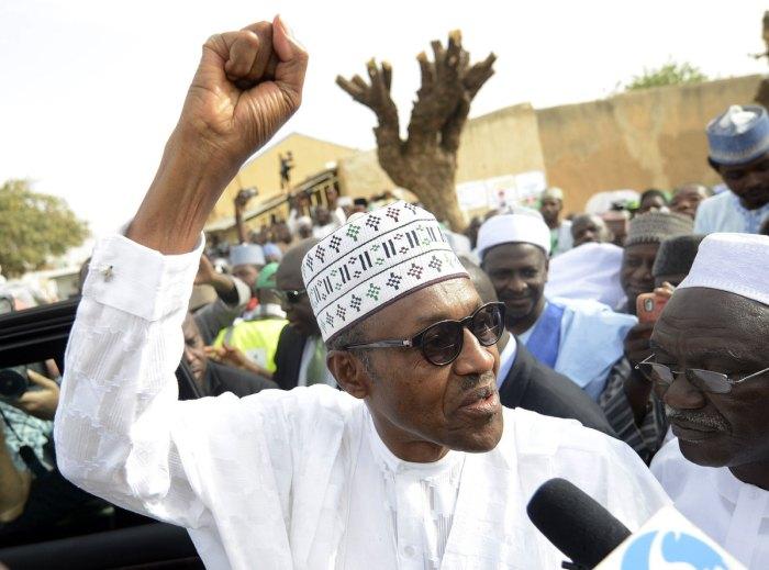 Rivers DSS Muhammadu Buhari Nigeria APC