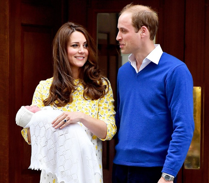 The shawl Princess Charlotte wore became a hit.