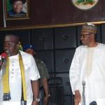 Okorocha, President, Nigeria, Buhari
