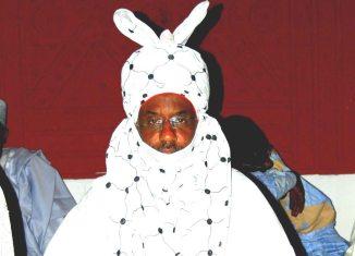 Muhammadu Sanusi II, Emir, Imprisonment