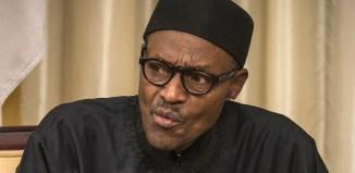 Presidential Muhammadu Buhari Nigeria APC