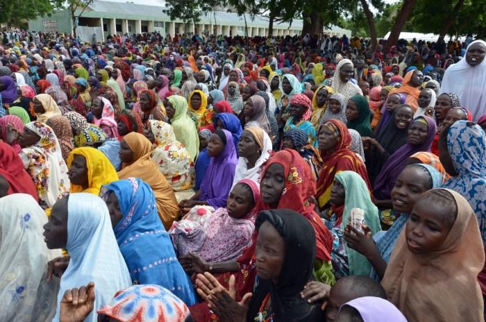cholera democracy Boko haram relief, north east nigeria, United Nations, IDP