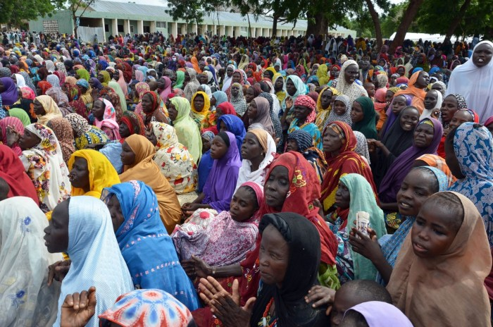 cholera democracy Boko haram relief, north east nigeria, United Nations, IDP
