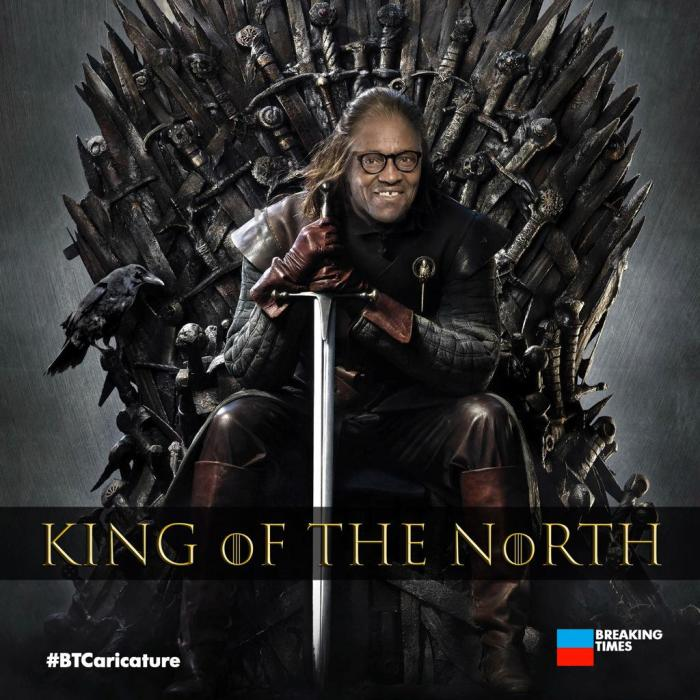 king of the north buhari