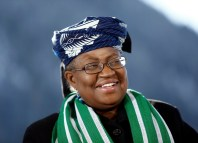Okonjo-Iweala world trade organisation