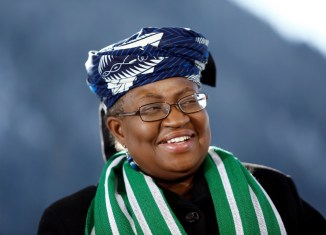 Okonjo-Iweala world trade organisation wto