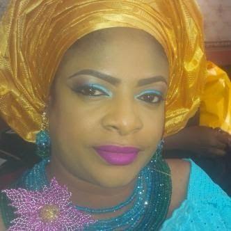 Toyin Nwosu. wife of the Deputy Managing Director of The Sun Newspapers, Mr Steve Nwosu.