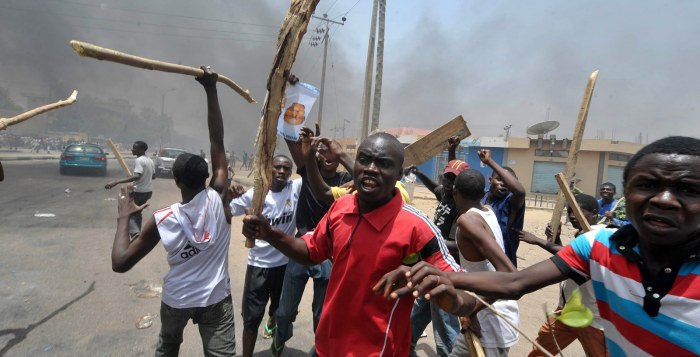 Arewa Nigeria Fayose North Ango Afenifere Katsina Arewa Northern Group Igbos Muhammadu Buhari Election Violence Arewa Youth Consultative Forum