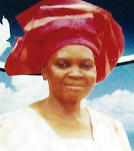 Mrs.Ayoka Buhari whose corpse went missing on her burial day, Thursday, October 22, 2015 | Family