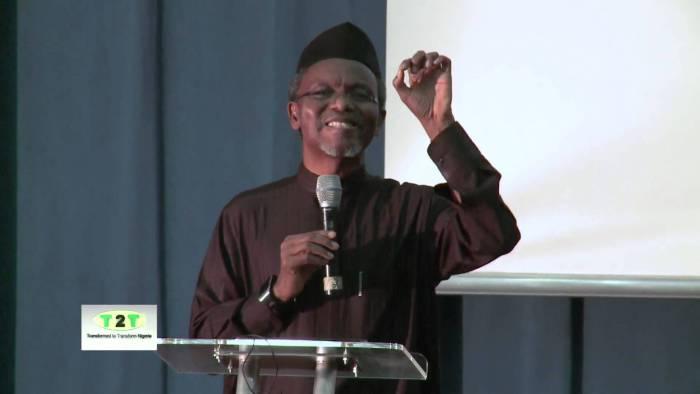 Governor Nasir El Rufai of Kaduna State