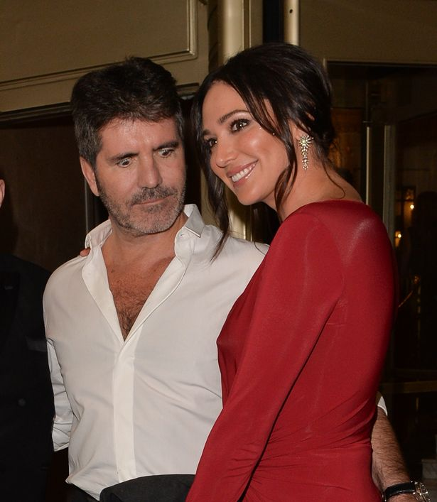 Simon-Cowell-and-Lauren-Silverman-attend-Shooting-Star-Chase-Ball (2)