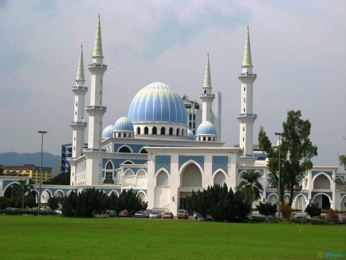 Mosque, Essien Ayi, Calabar, Sarki Lawan