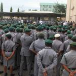 Nigeria Customs Services, Muhammed Aliyu, Police, Beret, Customs