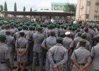 Muhammed Aliyu, Police, Beret, Customs