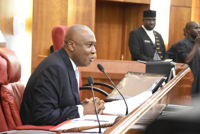 Buhari Senate Bukola Saraki