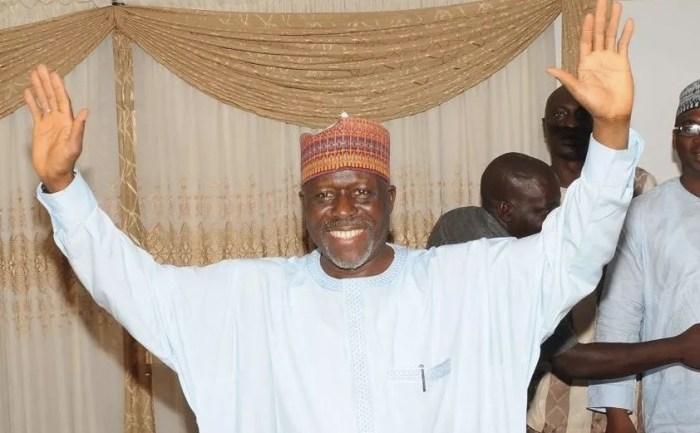 Former Governor of Kogi State, Captain Idris Wada