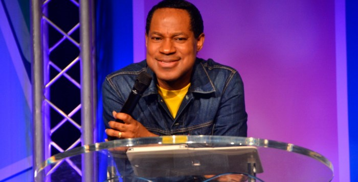 Pastor Chris Oyakhilome Loveworld