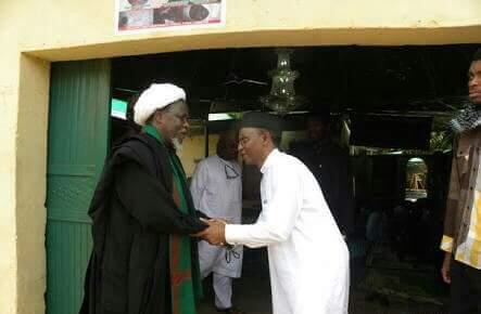 Use and Kill: Leading Shi'ite Sheikh Ibrahim Zakzaky being wooed by Nasir El Rufai during the 2015 campaigns