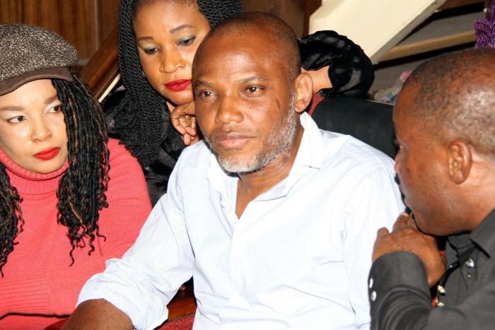 Nnamdi Kanu Biafra, IPOB, Muhammadu Buhari