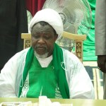 Islamic Movement leader Ibrahim El Zakzaky