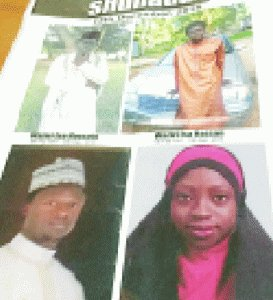 The late children of •Dr Waziri Isa Gwantu | Vnaguard