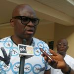 Photos Ekiti State Governor Ayo Fayose Muslim