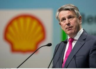 Shell Crude Oil