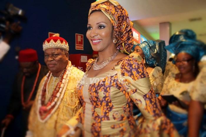 Bianca Ojukwu, Dim Chukwuemeka Odumegwu Ojukwu, Prince Nicholas Ukachukwu, Willie Obiano