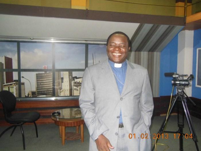 Bishop kukah buhari