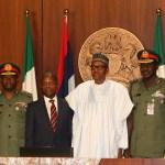 Muhammadu Buhari, Ikenga Imo Ugochinyere, Ibrahim Idris, Ibrahim Magu,