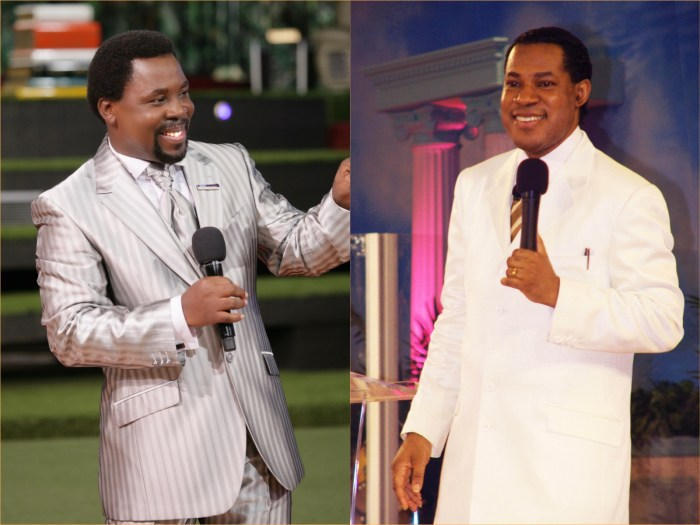 Image result for How TB Joshua, Oyakhilome use demonic powers on church members' – Bishop Peller