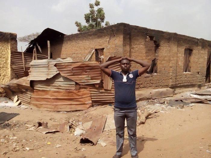 The mayhem left behind by Fulani militia after attacking Agatu villages | Ikwulono John Anthony