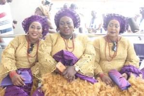 Ooni Olori Wedding The TRent