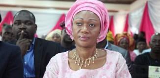 Remi Tinubu, Bola Tinubu, All Progressive's Congress, APC, Muhammadu Buhari