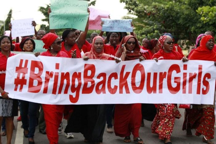 chibok girls bring back our girls