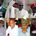 NBA Nigeria's President Muhammadu Buhari