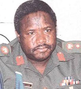 Major General Abubakar Tanko Ayuba
