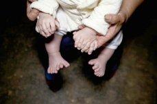 Baby Hong Hong's toes |CEN