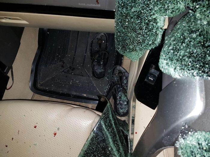 Raymond Dokpesi attacked by gunmen on Saturday, June 4, 20i6 in Abuja