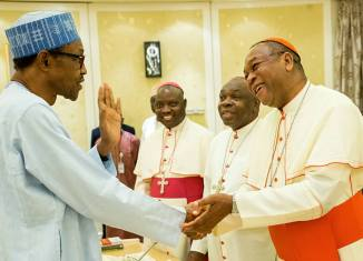 John Cardinal Onaiyekan, Muhammadu Buhari, Emmanuel Badejo