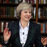 Theresa May UK Prime Minister