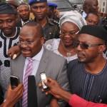 Governor Abiola Ajimobi Oyo State