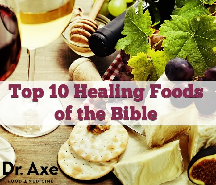 Bible Foods