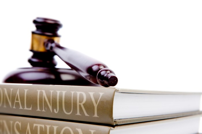 claim lawsuits personal injury lawyer bankruptcy