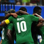 world cup Mikel Obi Rio Olympics The Trent