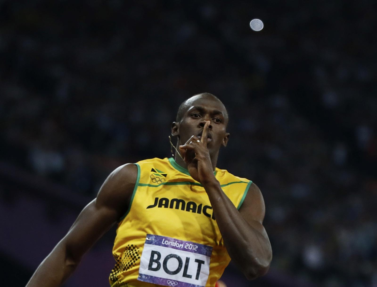 Usain Bolt Beaten By American Justin Gatlin At IAAF Championships