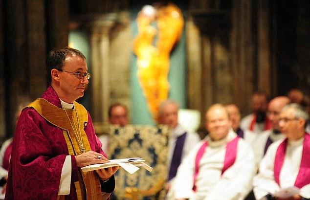 Bishop of Grantham, Nicholas Chamberlain