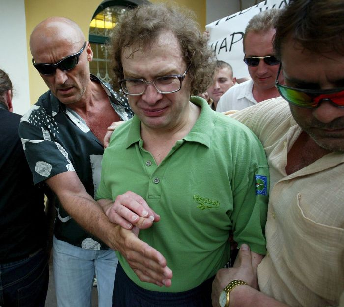 MMM Nigeria, a branch of the MMM financial pyramid, founded by Russian ex-con Sergei Mavrodi,