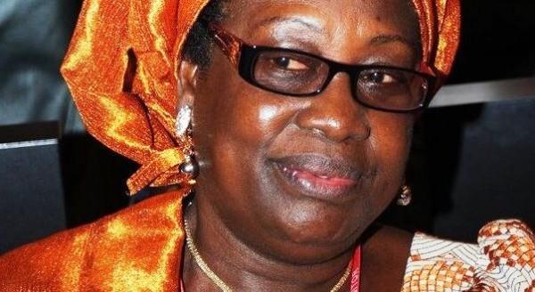 Mrs. Laurentia Laraba Mallam, former minister of environment